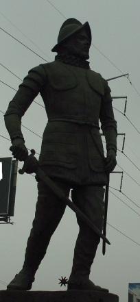 captain Lucas Garcia